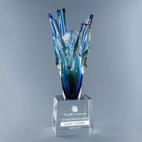 Euphoria Optical Crystal Awards