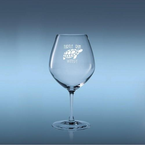 20.5oz Optical Crystal Domaine Bordeaux Wine Glass