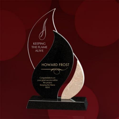 Ceres Granite, Marble & Starfire Flame Award