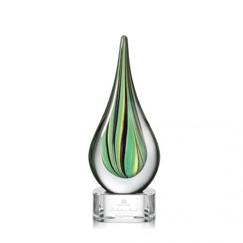 Aquilon Award - Clear Base