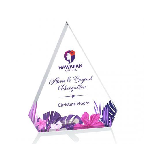 Cantebury Diamond  Award - VividPrint™