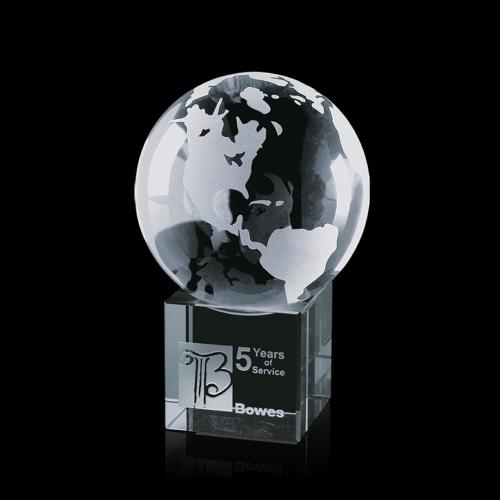Globe Award on Cube