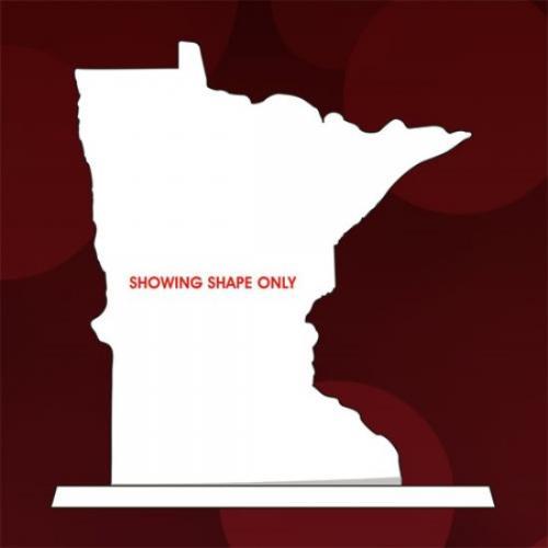 State of Minnesota Jade Glass Award
