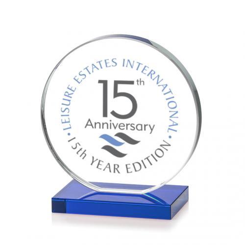 Victoria VividPrint™ Award - Blue
