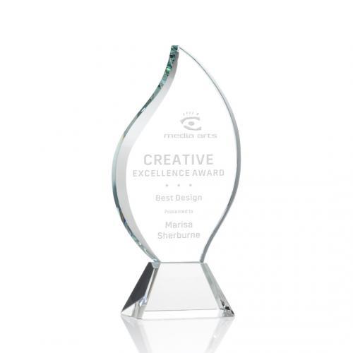 Norina Flame Award - Clear