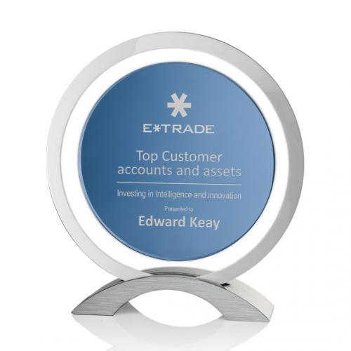 Excalibur Award - Blue