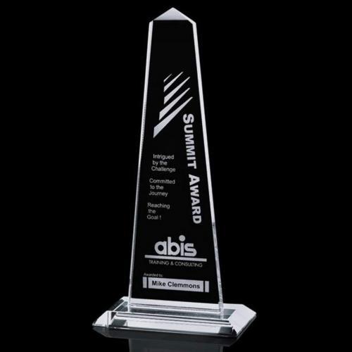 Bonaire Obelisk Award