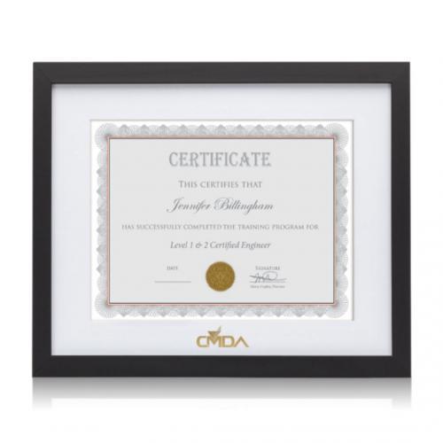 Aberdeen Certificate Frame
