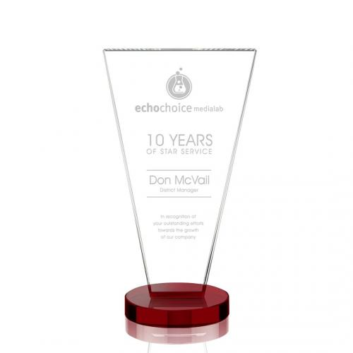 Burney Award - Red