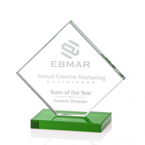 Wellington Award - Green