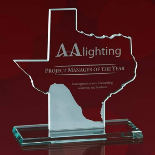 State Map Award -  Texas