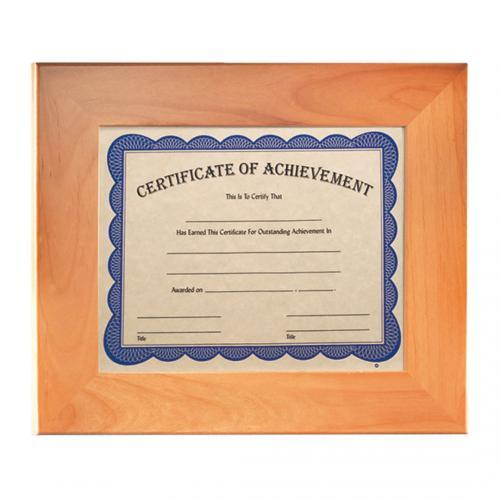 Millcroft Certificate Holder - Red