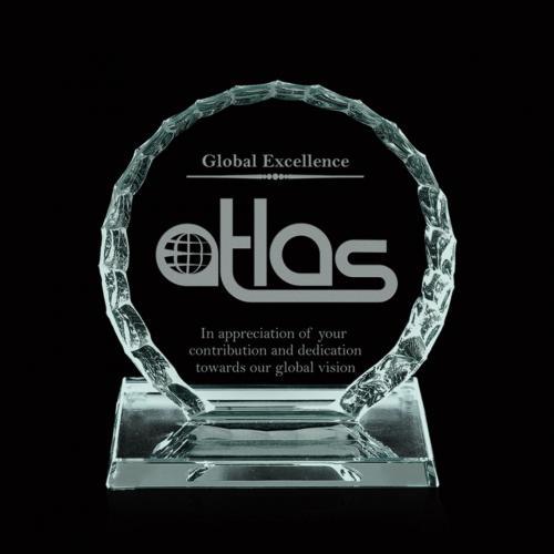 Iceberg Circle Award - Jade