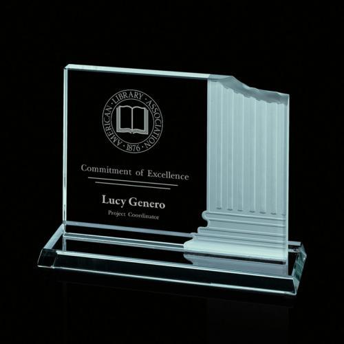 Carved Pillar Award