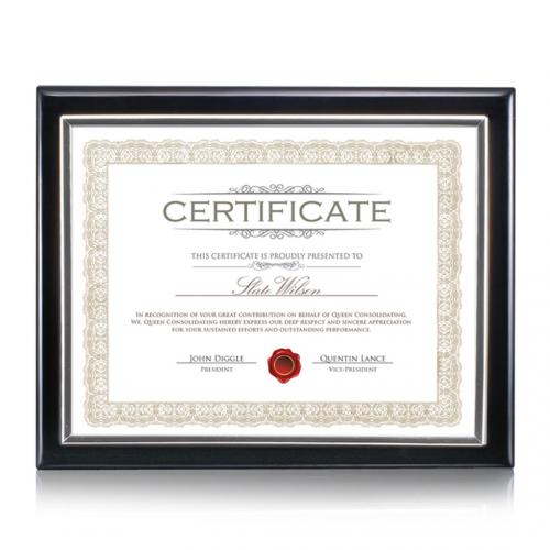 Farnsworth Certificate Holder