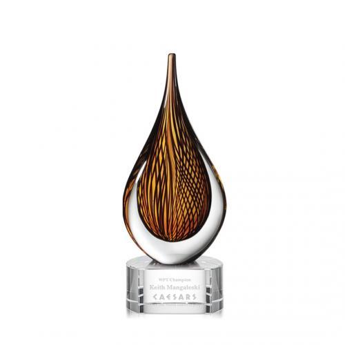Barcelo Award - Clear