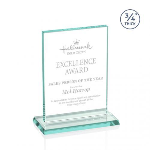 Algoma Vertical Award - Jade