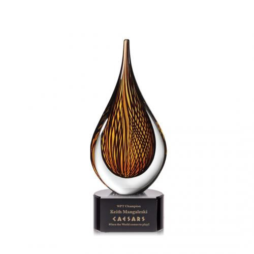 Barcelo Award - Black