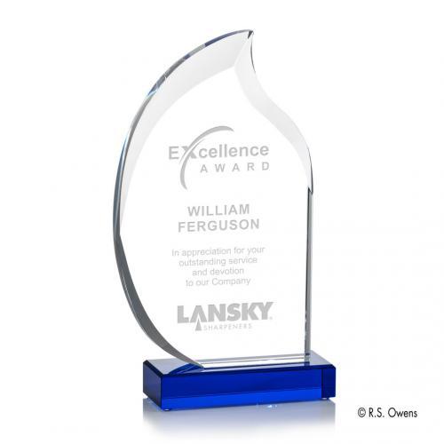 Bossier Flame Award