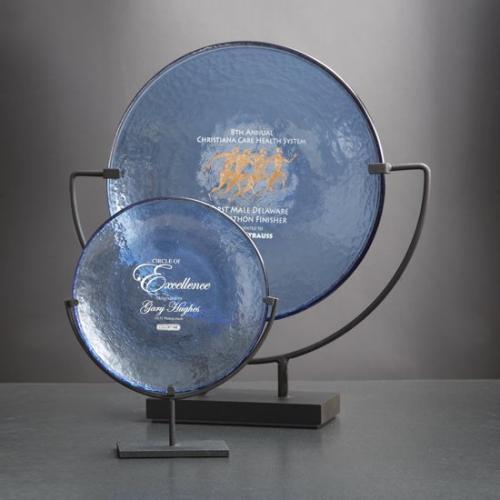 Spinoza Cobalt Art Glass Award