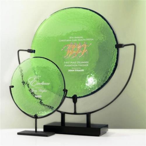 Spinoza Celery Art Glass Award