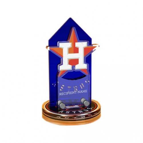 Houston Astros Spec Award Design
