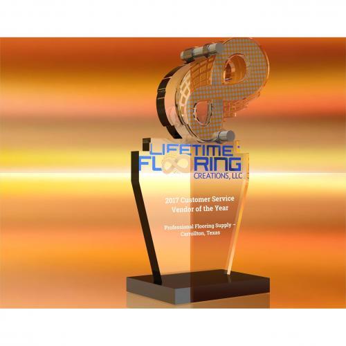 Lifetime Flooring Vendor Awards