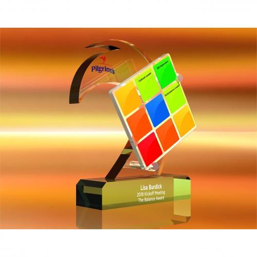 Pilgrim's Balance Award