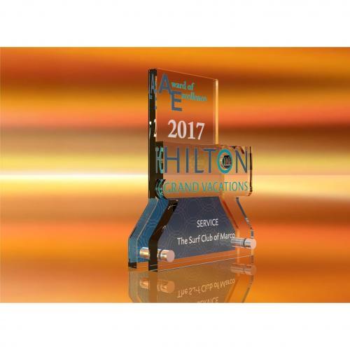 Hilton Grand Vacations Award