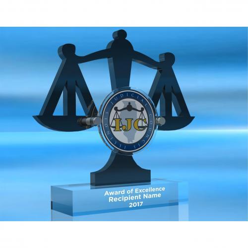 Illinois Judicial Council Award