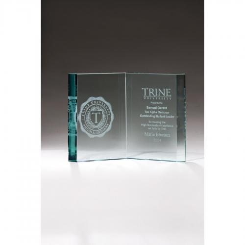 Jade Glass Book Glass Awards