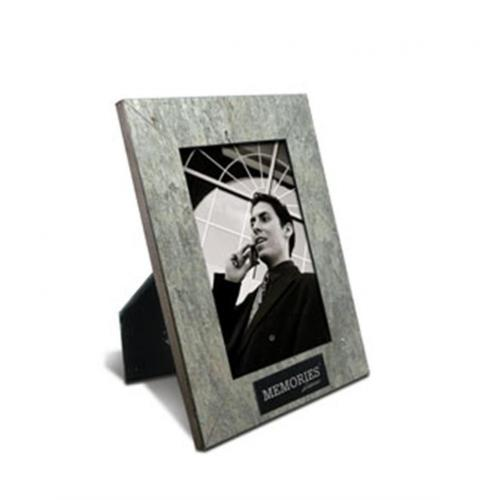 Argento Wood & Black Marble Frame Corporate Gifts