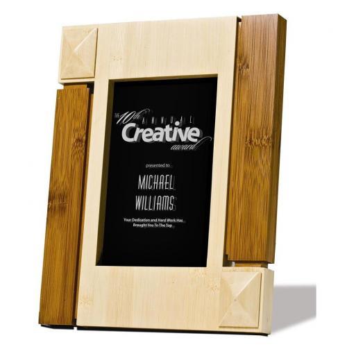 Eco Frame II Wood Award