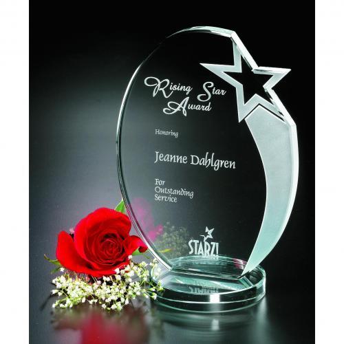 Royal Optical Crystal Rising Star Award