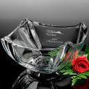 Fairmount Optical Crystal Bowl Award