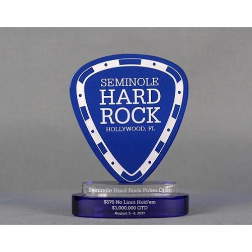 Seminole Hard Rock Poker Open Award