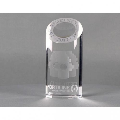 Fortiline Waterworks President Circle Award