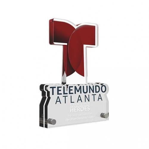 Telemundo We Are All Heroes Award