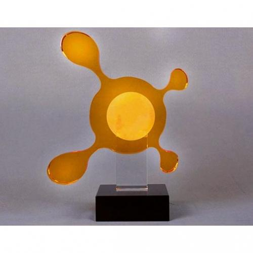 Orangetheory Fitness Custom Crystal Award