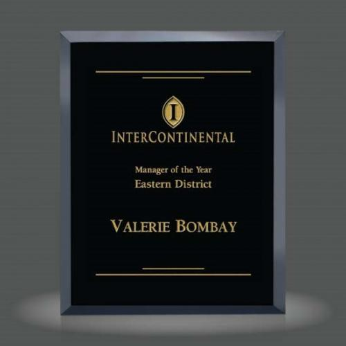 Avonlea Black Glass Award