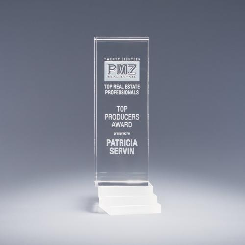 Structure Optical Crystal Employee Recognition Award