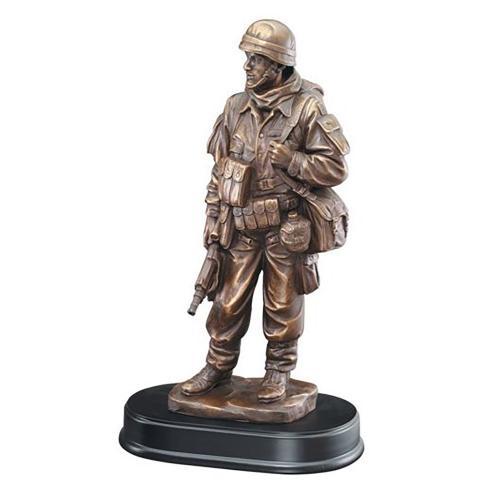 American Hero Rifleman Military Award