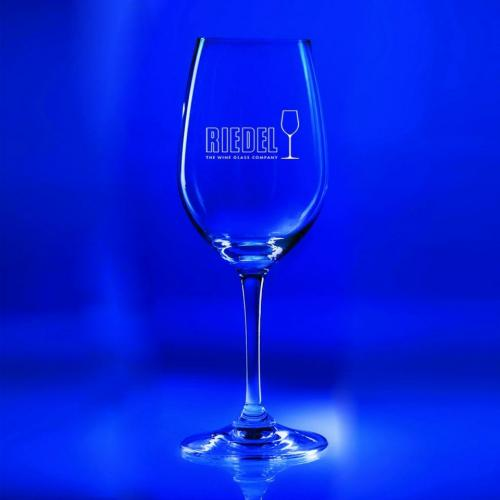 Clear Optical Crystal 13oz. Riedel Wine Glass Retirement Gifts