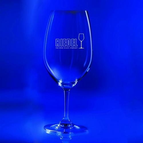 Clear Optical Crystal 22.75oz. Riedel Syrah Traveler Retirement Gifts