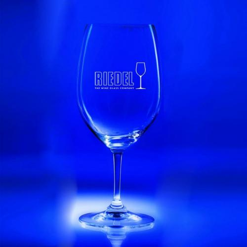 Clear Optical Crystal 21.5oz. Riedel Cabernet Wine Glass Retirement Gifts