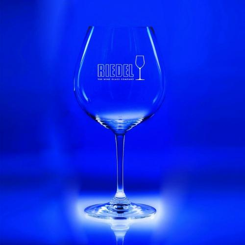 Clear Optical Crystal 24.75oz. Riedel Pinot Wine Glass Retirement Gifts