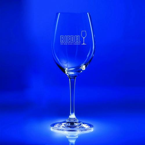 Clear Optical Crystal 12oz. Cabernet Wine Glass Retirement Gifts