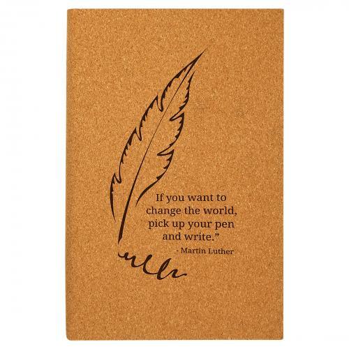 Cork Journal Book