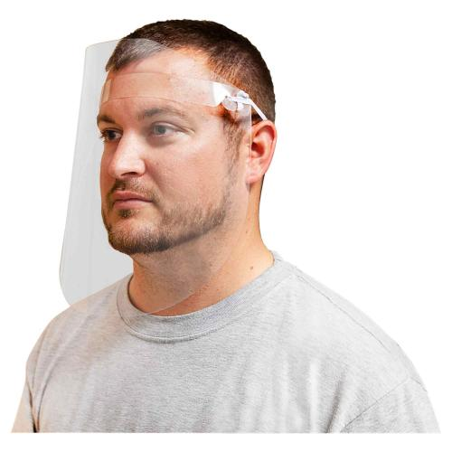 Clear Impact Acrylic Promotional Product Face Shields