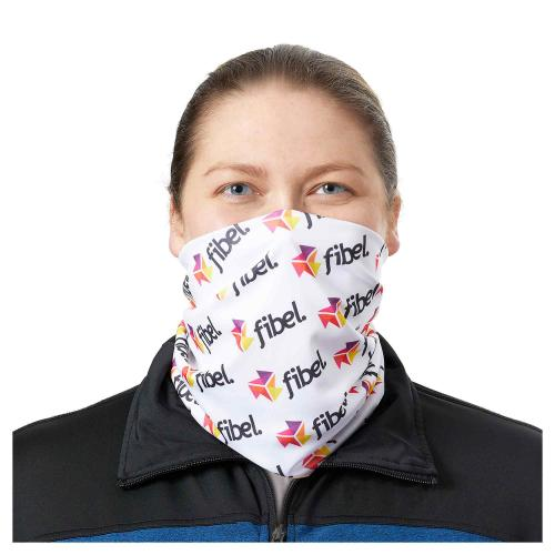 Customizable Color Polyester U-DADE Eco Promotional Marketing Face Cover